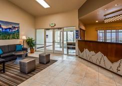 Best Western Topaz Lake Inn - Gardnerville - Lobby