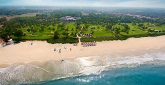 Taj Exotica Resort & Spa, Goa - Benaulim - Beach
