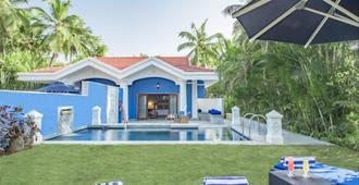 Taj Exotica Resort & Spa, Goa - Benaulim - Pool