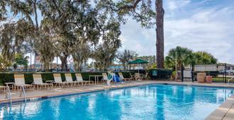 La Quinta Inn & Suites by Wyndham Savannah Southside - Savannah - Pool