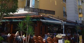 Hotel Kleopatra - Alanya - Edificio