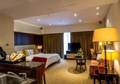 Oakwood Premier Prestige Bangalore - Bangalore - Makuuhuone