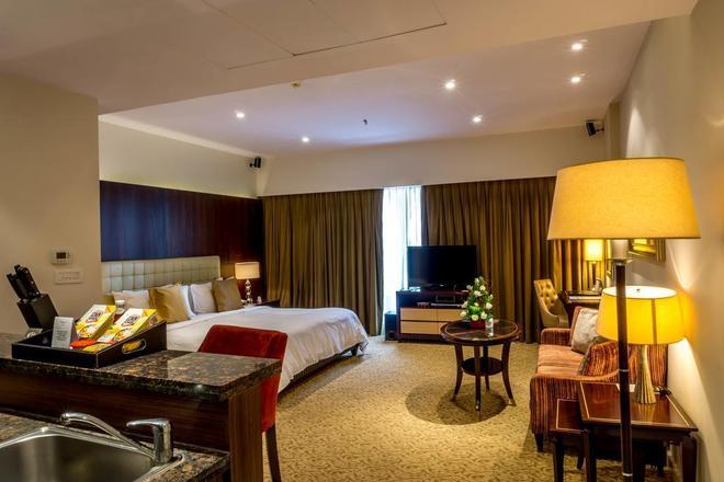 班加羅爾橡木高級威望酒店 - 邦加羅爾 - 班加羅爾 - 臥室