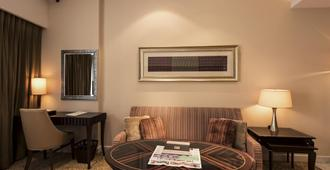 Oakwood Premier Prestige Bangalore - באנגאלור - סלון
