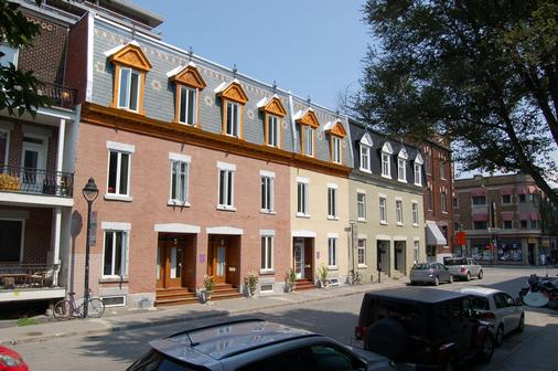 Le Simone Bed & Breakfast - Montreal - Building