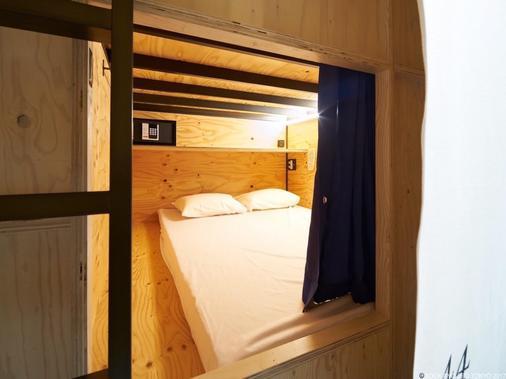 Book And Bed Tokyo Asakusa - Tokyo - Bedroom