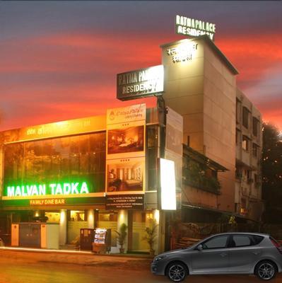 Hotel Ratna Palace Residency - Thāne - Κτίριο