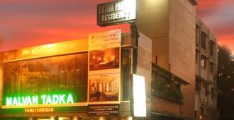 Hotel Ratna Palace Residency - Thane - Byggnad