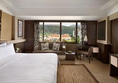 Golden Sands Resort by Shangri-La, Penang - Batu Ferringhi - Schlafzimmer