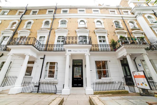 OYO 皇家公園酒店 - 倫敦 - 建築