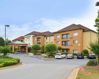 Courtyard by Marriott Atlanta Suwanee - Suwanee - Gebouw