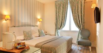 Hotel Etoile Saint Ferdinand by Happyculture - Paris - Bedroom