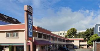 Townhouse Motel - סן פרנסיסקו - בניין