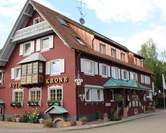 Parkhotel Krone - Emmendingen - Gebouw