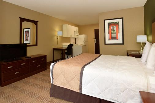 Extended Stay America Fort Worth - City View - Fort Worth - Bedroom