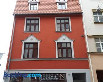 City Pension Zwickau - Zwickau - Building