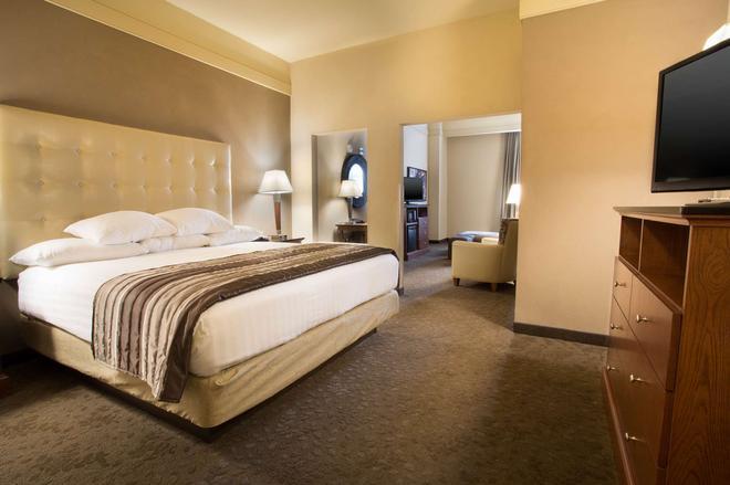 新奧爾良德魯里套房酒店 - 新奥爾良 - 紐奧良 - 臥室