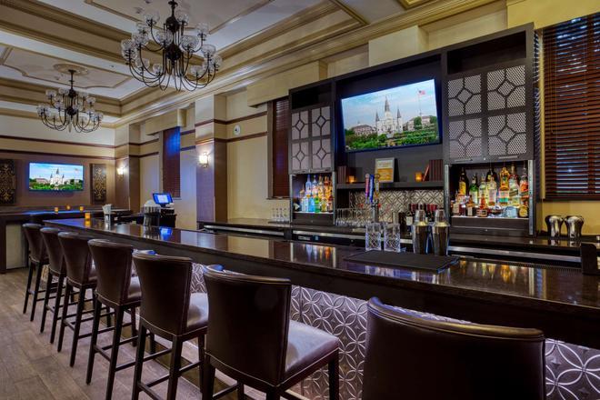 新奧爾良德魯里套房酒店 - 新奥爾良 - 紐奧良 - 酒吧