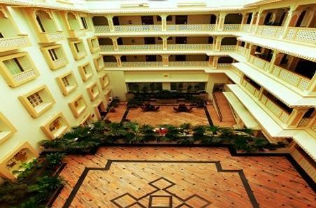 齋浦爾里吉斯公園酒店 - 齋浦爾 - 齋浦爾 - 建築