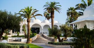 LTI Les Orangers Garden Villas And Bungalows - Hammamet - Outdoor view