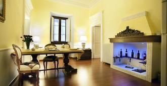 Palazzo Salini Luxury B&b - Sulmona - Σαλόνι