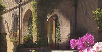 Hotel Verdeborgo - Grottaferrata - Vista del exterior