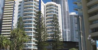 Grosvenor Beachfront Apartments - Surfers Paradise - Edificio