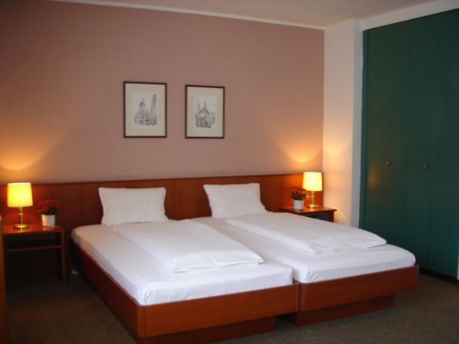 艾肯酒店 - 杜塞爾多夫 - 杜塞道夫 - 臥室