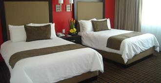 Hotel & Suites Pf - מקסיקו סיטי - חדר שינה