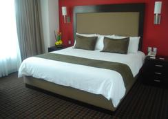 Hotel & Suites Pf - Mexico City - Phòng ngủ