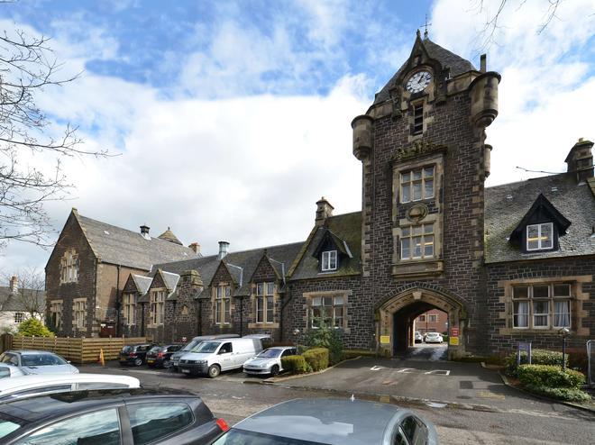 The Stirling Highland Hotel - Stirling - Building
