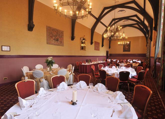 The Stirling Highland Hotel - Stirling - Juhlasali