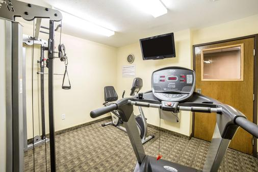 Quality Inn & Suites Elko - Elko - Gym