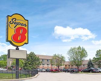 Super 8 by Wyndham Chicago O'Hare Airport - Elk Grove Village - Gebouw