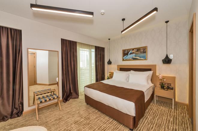 Hotel Boursier - Istanbul - Bedroom