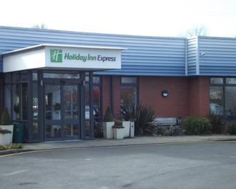 Holiday Inn Express Preston - South - Preston - Gebouw