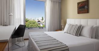 Real Colonia Hotel & Suites - Colonia - Bedroom
