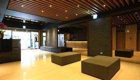 Chance Hotel - Đài Trung - Hành lang