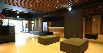 Chance Hotel Taichung - טאיצ'ונג - לובי