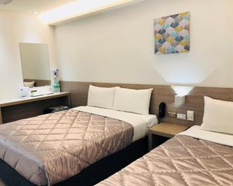 Chance Hotel Taichung - Taichung - Bedroom