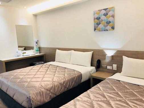 Chance Hotel Taichung - Taichung - Schlafzimmer