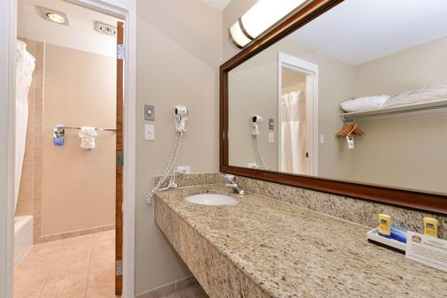 Best Western University Inn - Fort Collins - Bathroom