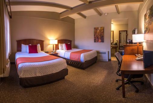 Best Western University Inn - Fort Collins - Schlafzimmer