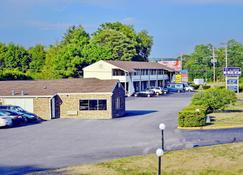 Flagship Inn And Suites - Groton - Building