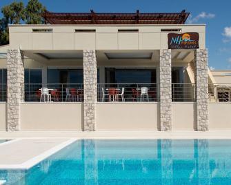 Niriides Luxury Villas - Methoni - Pool