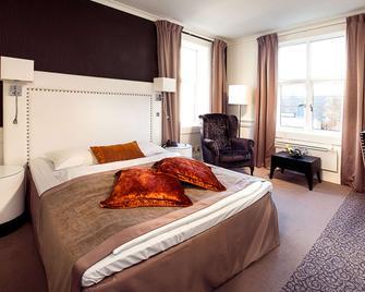 Clarion Collection Hotel Atlantic - Саннефіорд - Спальня