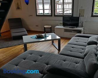 Ferienhof Schmickerath - Simmerath - Sala de estar