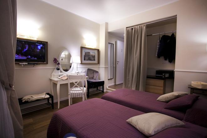 考爾菲利斯住宿加早餐旅館 - 羅馬 - 臥室