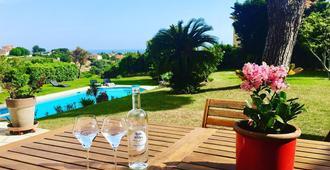 Villa Antoline - Cagnes-sur-Mer - Pool