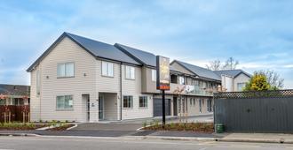 Golden Star Motel - Christchurch - Building